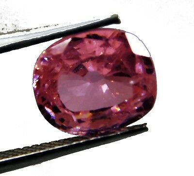 Natural 9.20 Ct. Untreated Cushion Cut Kunzite Loose Gemstone. 7174 m