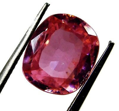 Natural 11.20 Ct. Untreated Cushion Cut Kunzite Loose Gemstone. 7222 m
