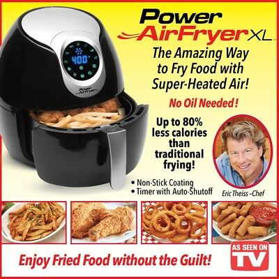 Power Air Fryer XL Cooker