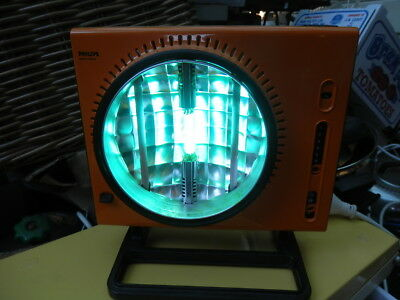 Vintage Philips HP3115 Ultraphil Deluxe UV and Infrared Lamp Excellent condition