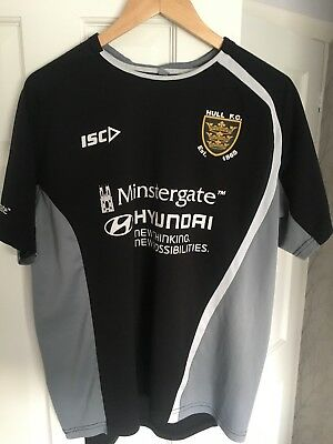rugby league training top Hull F.C. Size L