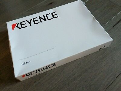 Keyence  IV-H1 Machine Vision Software Revision 2.01