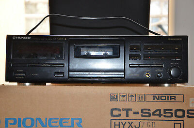 Pioneer Tape Deck Cassettendeck CT-S450S