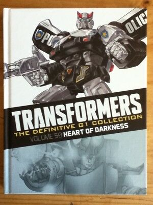 Transformers G1 Definitive. Heart Of Darkness. Hardback.
