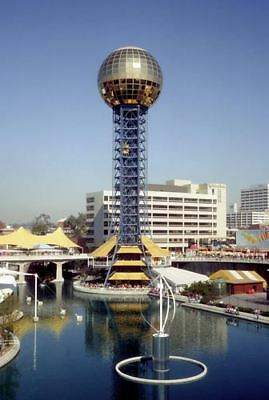 Knoxville 1982 World's Fair photos on CD #1