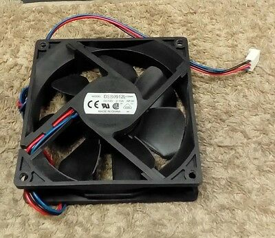 TESTED Genuine OEM for HP Pavilion 500 Series Delta Case Cooling Fan ASB0912L