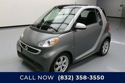 Smart Fortwo passion 2dr Hatchback Texas Direct Auto 2013 passion 2dr Hatchback Used 1L I3 12V Automatic RWD Coupe