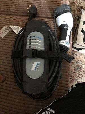 BMW i8 Electric Car Charger Type2 Delphi