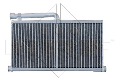 NEW 54206 NRF Heat Exchanger, interior heating   OE REPLACEMENT