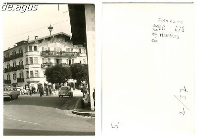 Vintage Photo from 1968 House, driving cars, vw beetle volkswagen