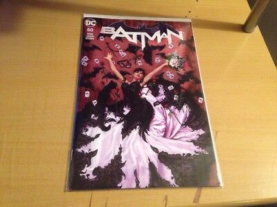 Batman 50 Midtown Exclusive Cover A Joe Jusko Nm