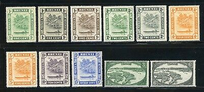 Brunei Selections: Small Assortment #1 - SEE SCAN $$$