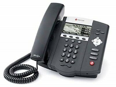 Original Polycom Sound Point IP 450 VoIP SIP Telefone 2201-12450-001 PTC Telefon
