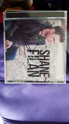 Shane Filan Love  Album Always signed Autographed By Shane Westlife Broken case