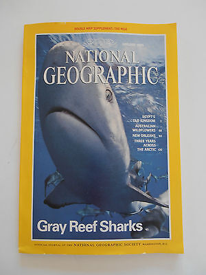 National Geographic Magazine January 1995 with Supplement