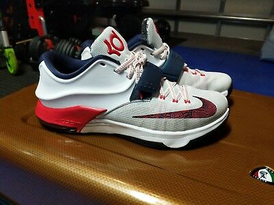 6e5f60ec322f1 ... usa nike kd 7 independence day size 11 pre owned with box cfc82 12ffd