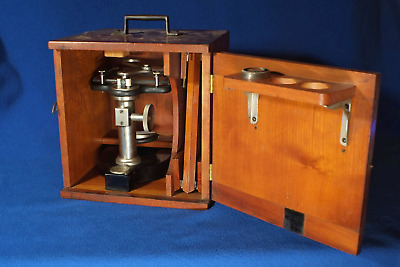 Bausch and Lomb Dissecting Microscope 30196 Antique