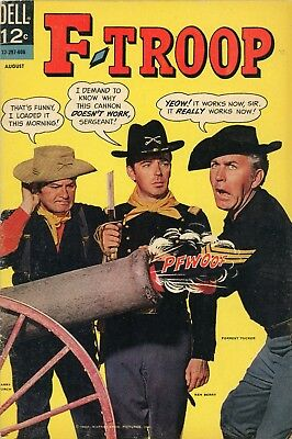 F-Troop number 1 from 1966 in Fine Condition