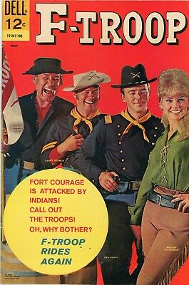 F-Troop number 5 from 1967 in Fine-Very Fine Condition