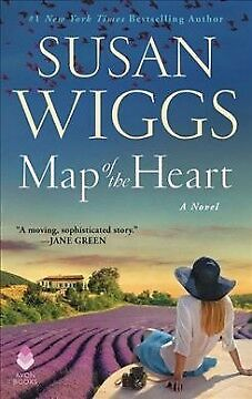 Map of the Heart - NEW - 9780062425492 by Wiggs, Susan