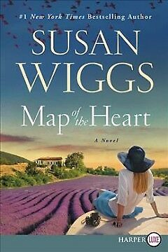 Map of the Heart - NEW - 9780062670861 by Wiggs, Susan
