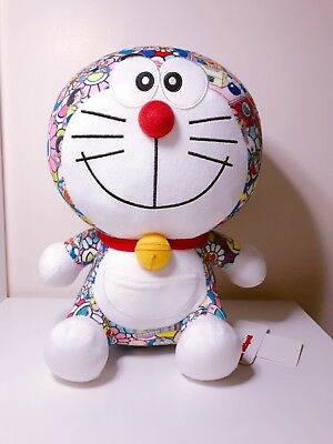 BRAND NEW Limited Edition Uniqlo Doraemon X Murakami Plush Doll