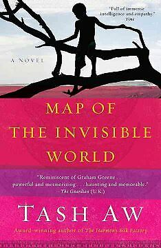Map of the Invisible World - NEW - 9780385527972 by Aw, Tash