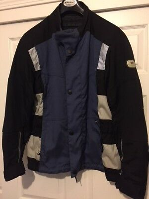 BMW Motorcycle Jacket xl and Pants 34 to 38