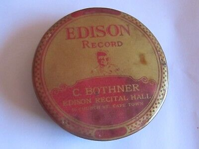 Edison Record Gramophone Record Cleaner / Duster Cape Town South Africa