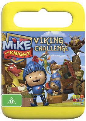 Mike the Knight: Viking Challenge (DVD) Brand New