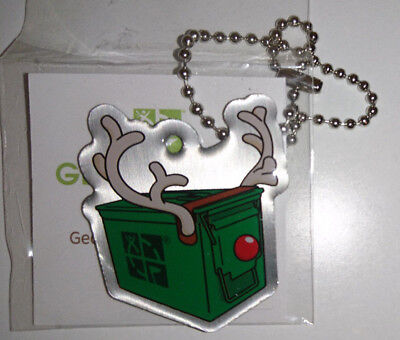 Geocaching Holiday Tag ( Travelbug / Trackable )