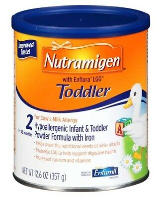 Enfamil Nutramigen Hypoallergenic Infant & Toddler Powder Formula-Milk Allergy
