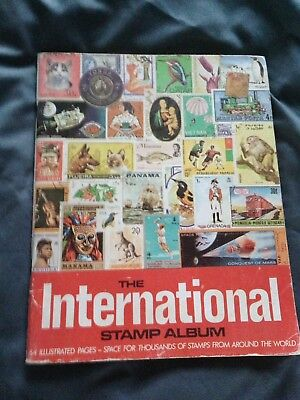 The International Stamp Album