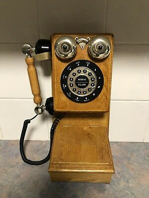 Antique / Vintage Phone In Working Order
