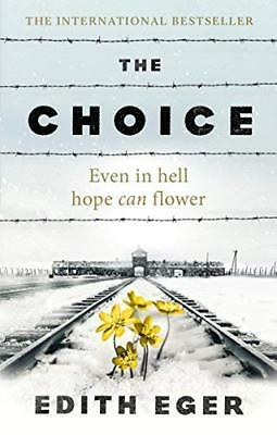 Choice by Edith Eger New Paperback Book