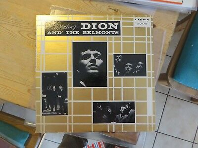 Dion And The Belmonts: Presenting..... FIRST LP Laurie 2002