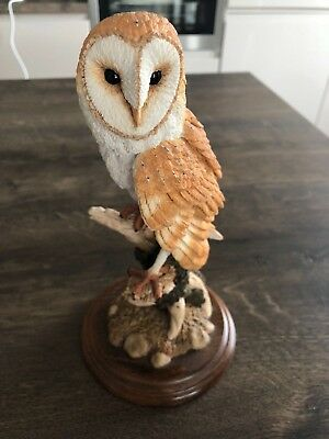 COUNTRY ARTISTS BARN OWL ca 431