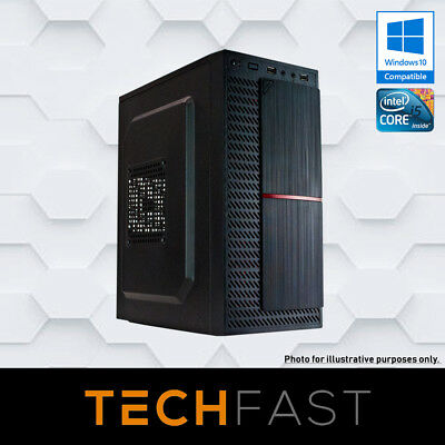 i5 2500 120GB SSD 8GB DDR3 Computer Desktop PC