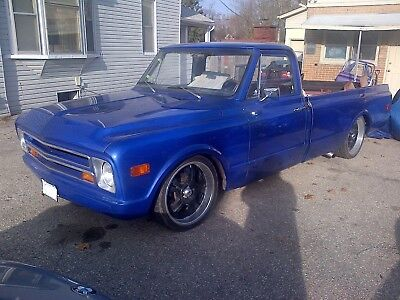 1971 Chevrolet C-10 Hot Rod 1968 Chevrolet C-10 Pickup Truck