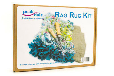 Peak Dale Rag Rug Kit RUGKIT Gifts and hobby