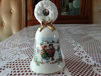 Avon Collector's Christmas Bell 1986