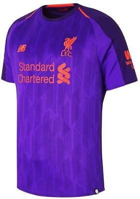 Liverpool Away Mens Short Sleeve Jersey 2018/2019   ***GENUINE ***