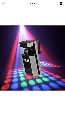 EQUINOX DUALIZE LED LIGHT EFFECT great for BAND DJ CLUB PUB HOME PARTY EQLED45