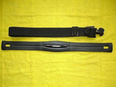 Original GARMIN HRM1G Heart Rate Monitor With Chest Strap + New Battery VGC