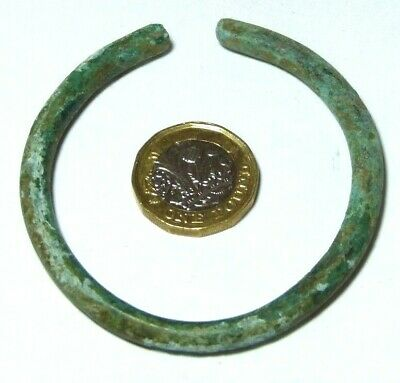 Late Bronze Age Bracelet Arm Ring Torc