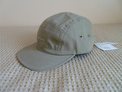 14302a5b1a3 NORSE PROJECTS RIPSTOP 5 Panel Cap Hat Green - £17.00