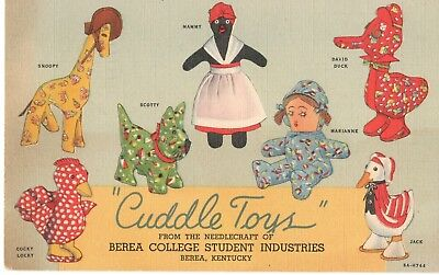 linen pc cuddle toys Berea ky black mammy