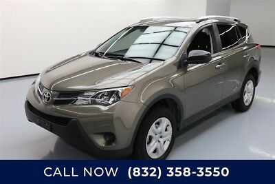 Toyota RAV4 LE Texas Direct Auto 2015 LE Used 2.5L I4 16V Automatic FWD SUV