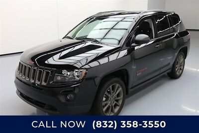 Jeep Compass 75th Anniversary Edition Texas Direct Auto 2017 75th Anniversary Edition Used 2.4L I4 16V Automatic FWD