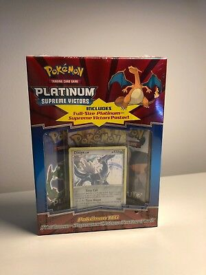 Pokemon Supreme Victor Poster-Pack (2 x Booster, 2 x Promo Packs, 1x Poster) OVP